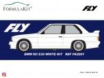 BMW M3 Kit blanco