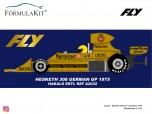 Hesketh 308 G.P. Germany 1975 Harald Ertl