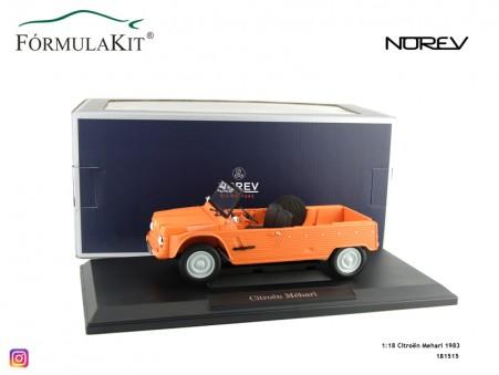 1:18 Citroën Mehari 1983