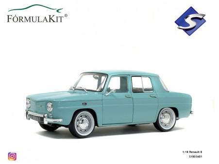 1:18 Renault 8