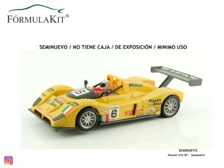 Ferrari 333 SP - SEMINUEVO -