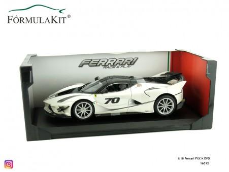 1:18 Ferrari FXX K EVO