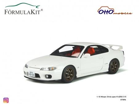 1:18 Nissan Silvia spec-R AERO S15