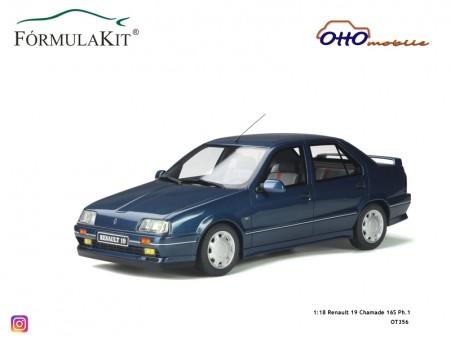 1:18 Renault 19 Chamade 16S Ph.1