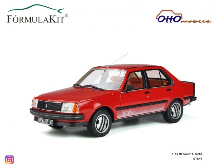 1:18 Renault 18 Turbo
