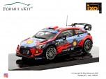 1:43 Hyundai I20 Rallye Montecarlo 2020 LOEB