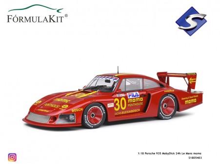 1:18 Porsche 935 MobyDick 24h Le Mans momo
