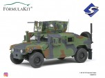 1:48 M115 Humvee Green