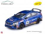 Subaru WRX STI 24h Nurburgring Presentation 2014