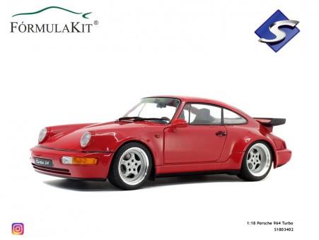 1:18 Porsche 964 Turbo