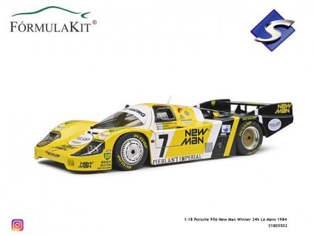 1:18 Porsche 956 New Man Winner 24h Le Mans 1984
