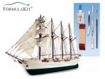 Barco Juan Sebastián Elcano Con Herramientas