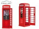 1:10 Cabina De Telefono Inglesa