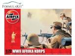 1:72 Afrika Korps Ii Guerra Mundial