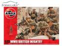 1:72 German Paratroops 2ª Guerra Mundial