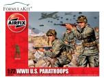 1:72 Paracaidistas U.S. II Guerra Mundial