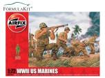 1:72 Us Marines Wwii