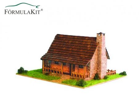 Casa Granja 1/100 26x22x14 Cm