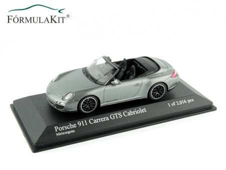 1:43 Porsche 911 GTS Cabriolet