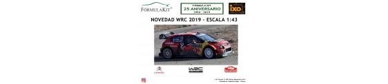 1:43 WRC 2019